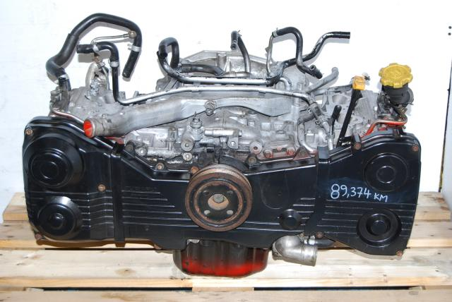 JDM Subaru WRX 2002-2005 EJ205 2.0L Engine Block