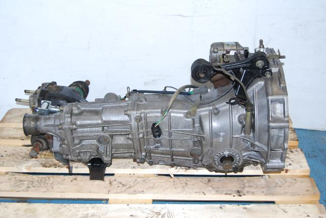 Subaru 5-Speed Transmission with R160 4.444 Matching Diff