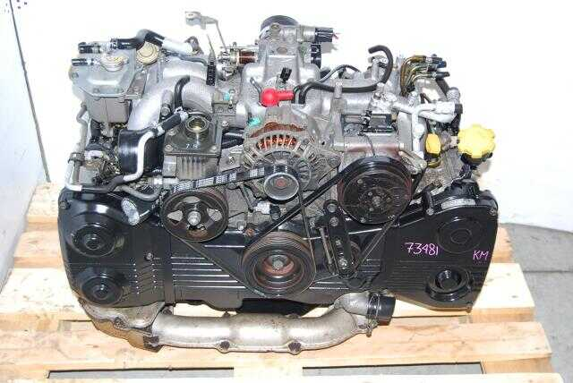 Subaru WRX EJ205 2.0L DOHC 2002-2005 Quad Cam Turbo Engine