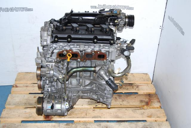 Nissan Altima 2002-2006 QR20 Engine Replacement for QR25