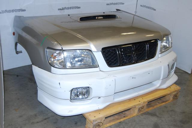 JDM Subaru SF5 Forester nose cut