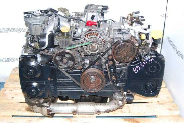 Subaru WRX 2002-2005 EJ205 Engine 2.0L Quad Cam DOHC Turbo Motor