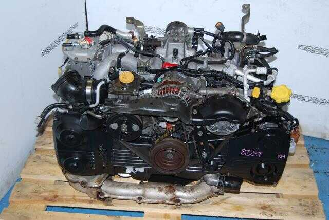 Subaru EJ205 2.0L DOHC Engine Quad Cam Turbo Motor