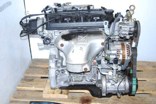 Honda Accord 1998-2002 F23A 2.3 VTEC SOHC Engine