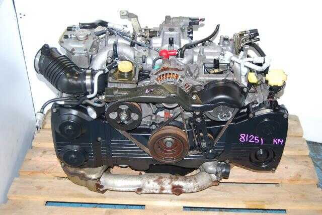 USED Subaru EJ205 Engine WRX 2002-2005