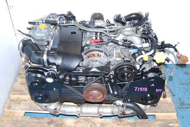 JDM EJ208 Twin Turbo Legacy OBD2 Engine