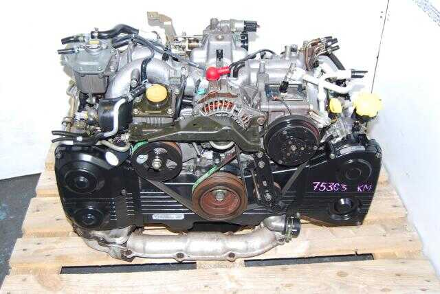 Subaru WRX EJ20 Turbo, EJ205 LONG BLOCK NON AVCS WITH TD04