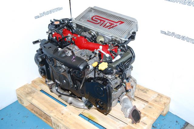 Subaru WRX STi EJ207 2.0L Turbo Motor Package