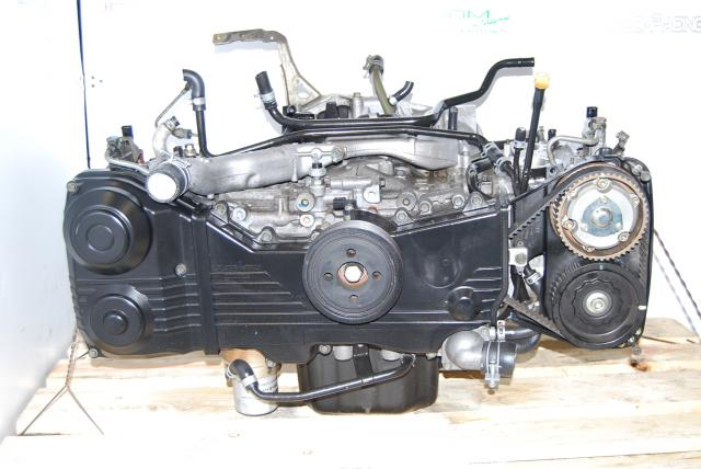 Used Subaru WRX STi EJ207 Long Block Engine