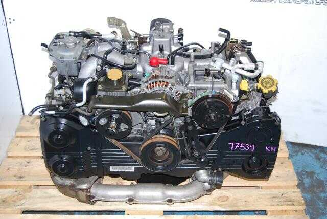 Subaru Impreza WRX Turbo Engine, EJ20 Turbo