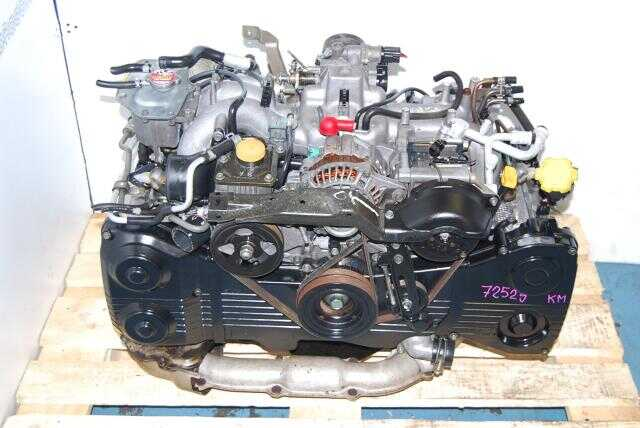 Used Subaru WRX EJ205 Engine 2.0L Quad Cam Turbo Motor