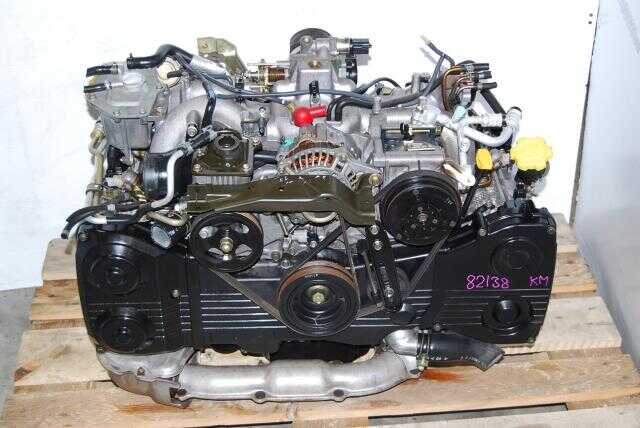 Subaru WRX 2002-2005 2.0L EJ205 DOHC Turbo Engine