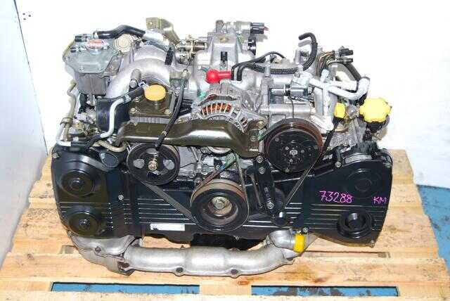 Used JDM Subaru WRX 2002-2005 EJ205 DOHC Turbo Engine