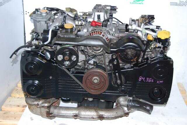 Used Subaru EJ205 DOHC 2.0L Turbo Engine