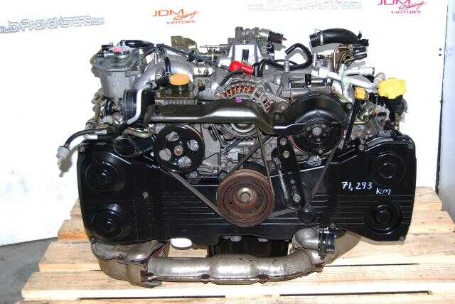 Used Subaru WRX 02-05 EJ205 Quad Cam Turbo Motor