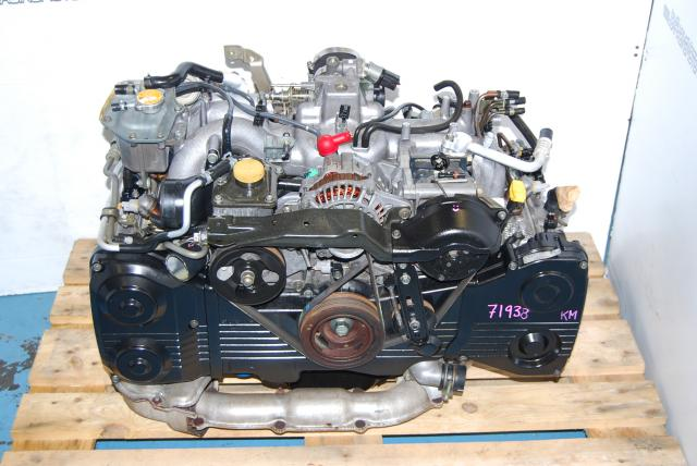 Subaru EJ205 Engine WRX 2002-2005 LONG BLOCK FOR SALE
