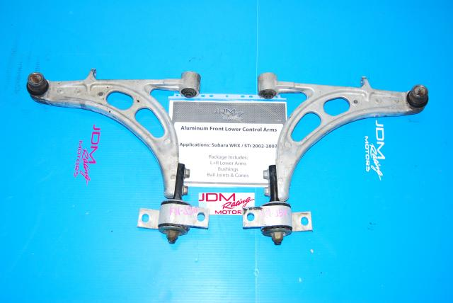 JDM GD Front Lower Control Arms WRX 2002-2007