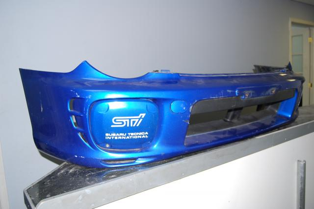 JDM Subaru WRX STi Version 7 Bumper Cover Sedan