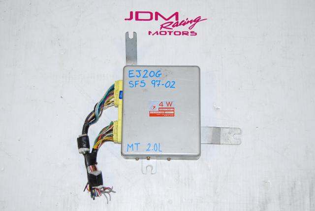 JDM Subaru Forester SF5 EJ20G Turbo Elecrtical Control Unit - ECU