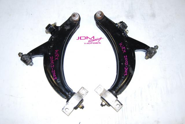 JDM Subaru WRX 2002-2003 Front Lower Control Arms