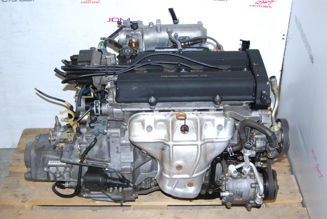 Used Acura Intergra 1996-2001 B18B 1.8L Engine with S4C 5SPEED Transmission