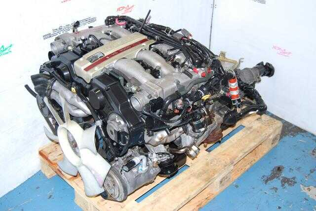 JDM Nissan VG30DET Twin Turbo Model Engine 1990-1993