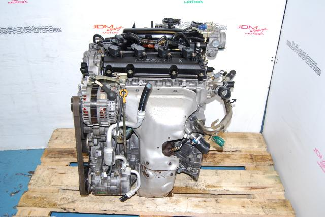 Used Nissan Altima 2002-2006 2.0L QR20 Engine, Replacement for QR25 2.5L Motor