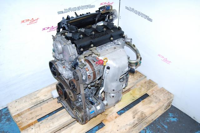 Used Nissan QR20 Engine, 2.0L Replacement for QR25 2.5L Altima 2002-2006 Motor