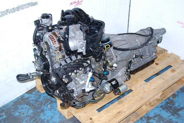 JDM Mazda RX-8 13B Engine, 1.3L Rotary 4-Port Engine & Automatic Transmission, Renesis 13B-MSP (NA)