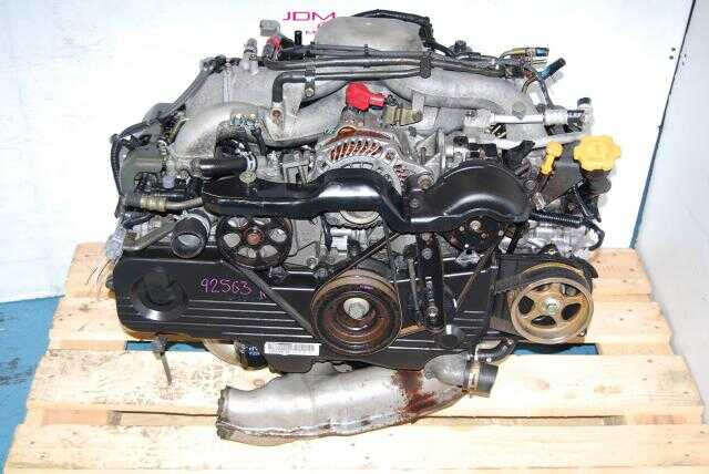 Used Subaru EJ203 Engine, 2.0L Replacement For Impreza RS 2004 EJ253 2.5L Motor
