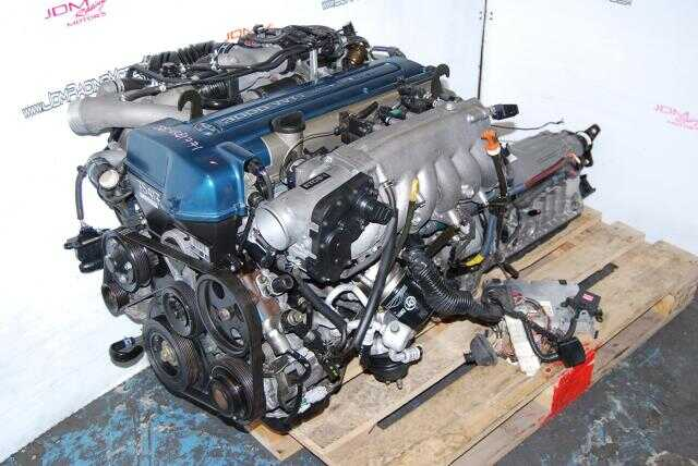 Used JDM 2JZ-GTE Motor, Toyota 2JZ VVTi Twin Turbo 1997-2001 Engine