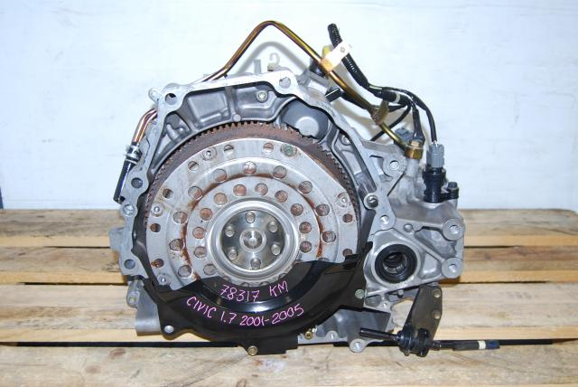 Used Honda Civic 2001-2005 SLXA Automatic Transmission, 1.7L VTEC D17A AT