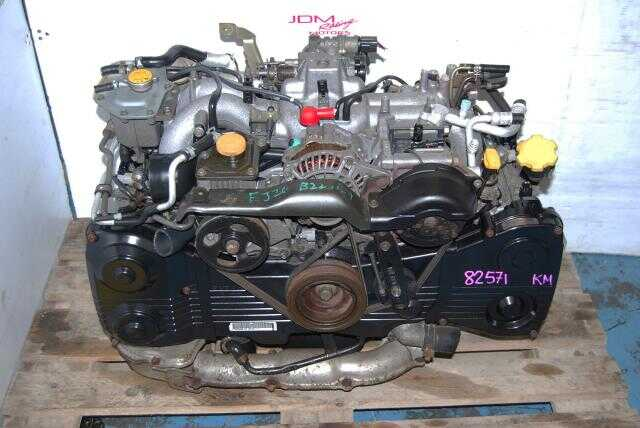 Used Subaru EJ205 Engine, WRX 2002-2005 2.0L Quad Cam Turbo Motor