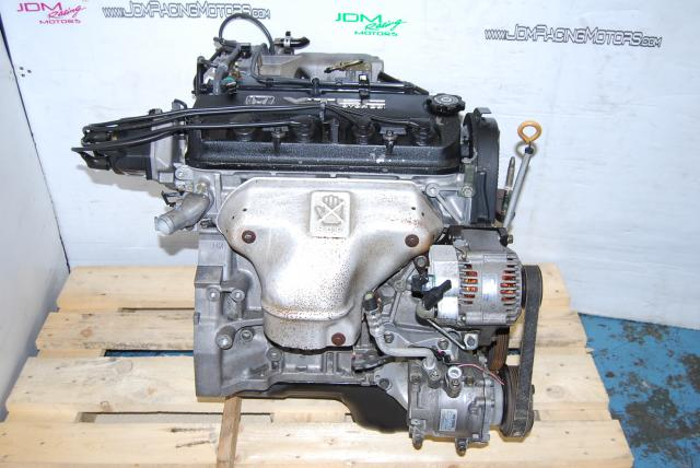Used Honda F23A VTEC Motor, 2.3L Accord 1998-2002 Engine