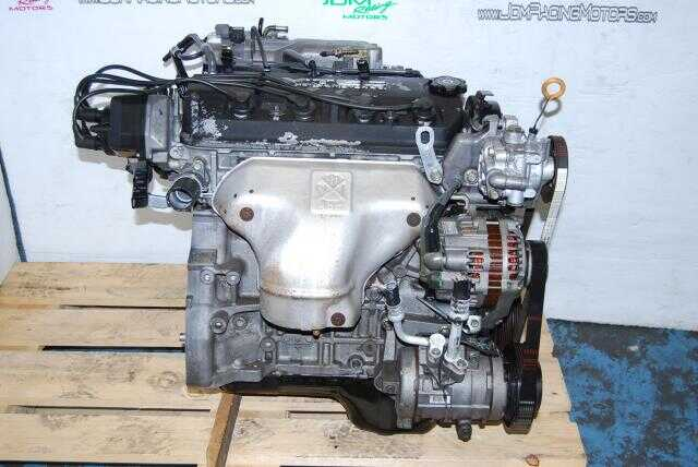 Used Honda F23A Motor, 2.3L VTEC Accord 1998-2002 Engine