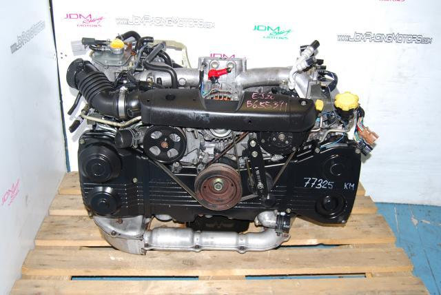 Subaru WRX 2.0L Turbo Engine, Quad Cam 02-05 Motor with AVCS