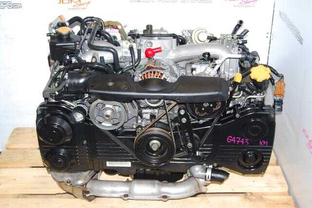 Subaru WRX EJ205 Engine, 02-05 2.0L DOHC Turbo Model Motor