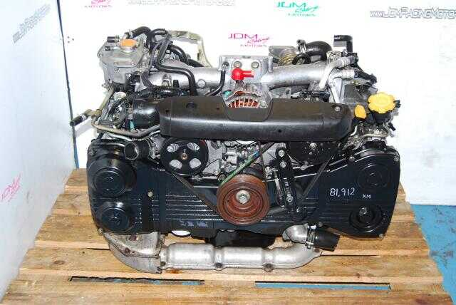 WRX Impreza EJ205 2.0L AVCS Motor, Quad Cam 02-05 Turbo Model Engine