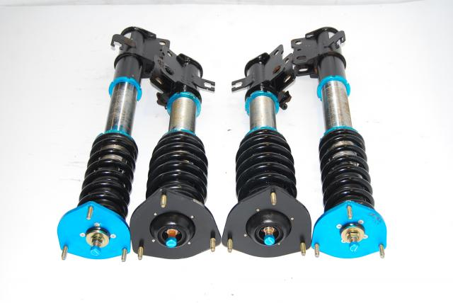 Impreza WRX PRS 5x100 Coilovers, Fully Adjustable Dampening Shock Absorber Suspensions