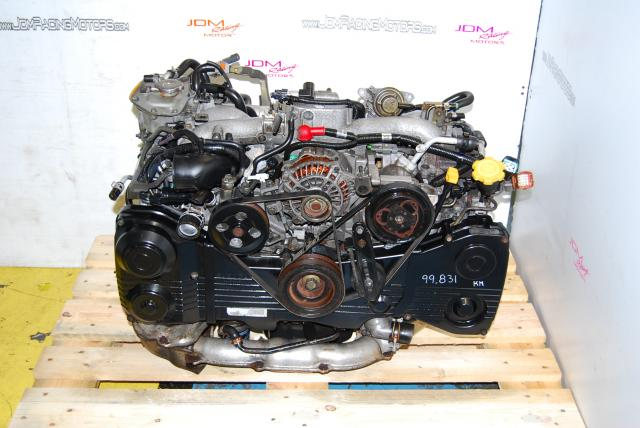 WRX EJ205 2.0L Engine, 2002-2005 Quad Cam AVCS Turbo Motor
