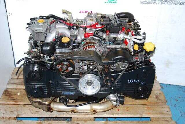 Impreza WRX STi EJ207 Motor, GC8 Version 5/6 1998-2001 2.0L Engine