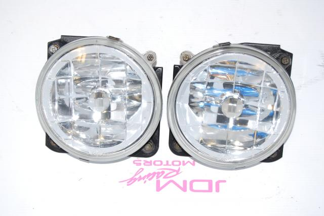 Used Subaru Impreza WRX v7 Foglights with Housing Brackets