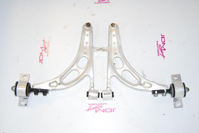 Forester 2003-2008 SG5 SG6 SG9 Front Lower Control Arms with Adapter Cones