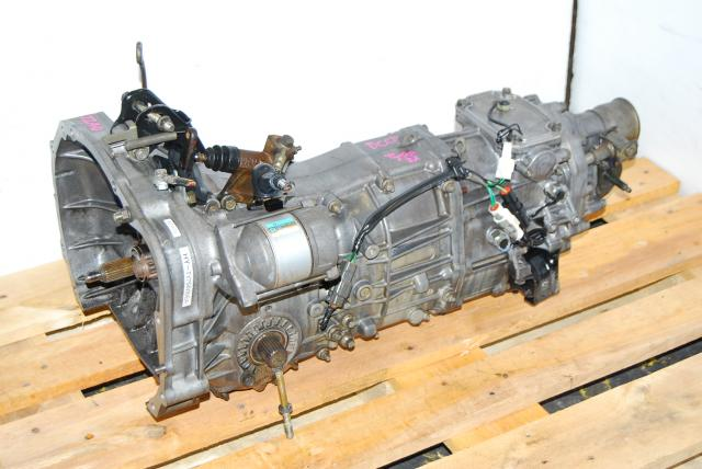 Used Impreza GC8 DCCD 5 Speed Manual Transmission, JDM TY754VB1EA Type RA 5MT