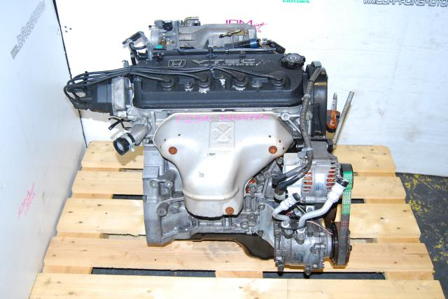 Accord 1998-2002 F23A Motor, JDM 2.3L VTEC SOHC CD1 CD2 Engine