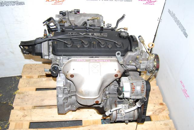Accord 2.3L F23A Motor, SOHC VTEC 1998-2002 CD1 CD2 Engine