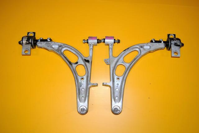 Used JDM Aluminum Front Lower Control Arms, WRX 2002-2007 Sedan