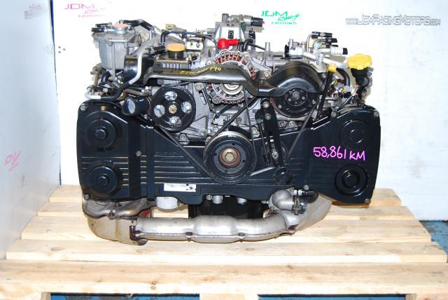 Used Subaru Impreza Ej205 Engine Wrx 2 0 Quad Cam Motor 2002 2005