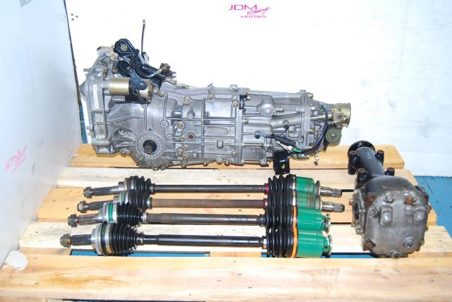 Used Subaru 5 Speed Transmission package, WRX TY755VB2AA