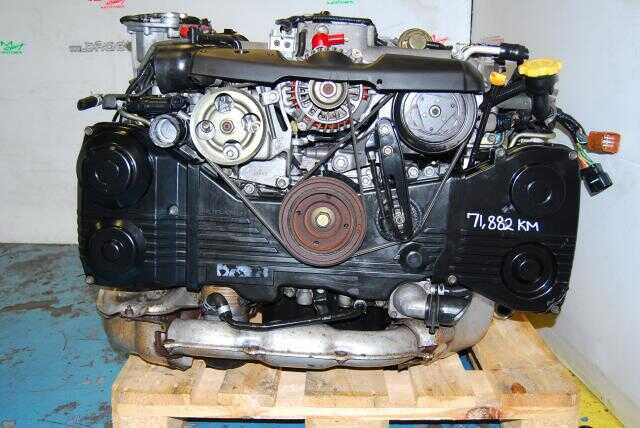 USED SUBARU WRX EJ205 ENGINE, 5SPEED TRANSMISSION, LSD DIFF, AXLES